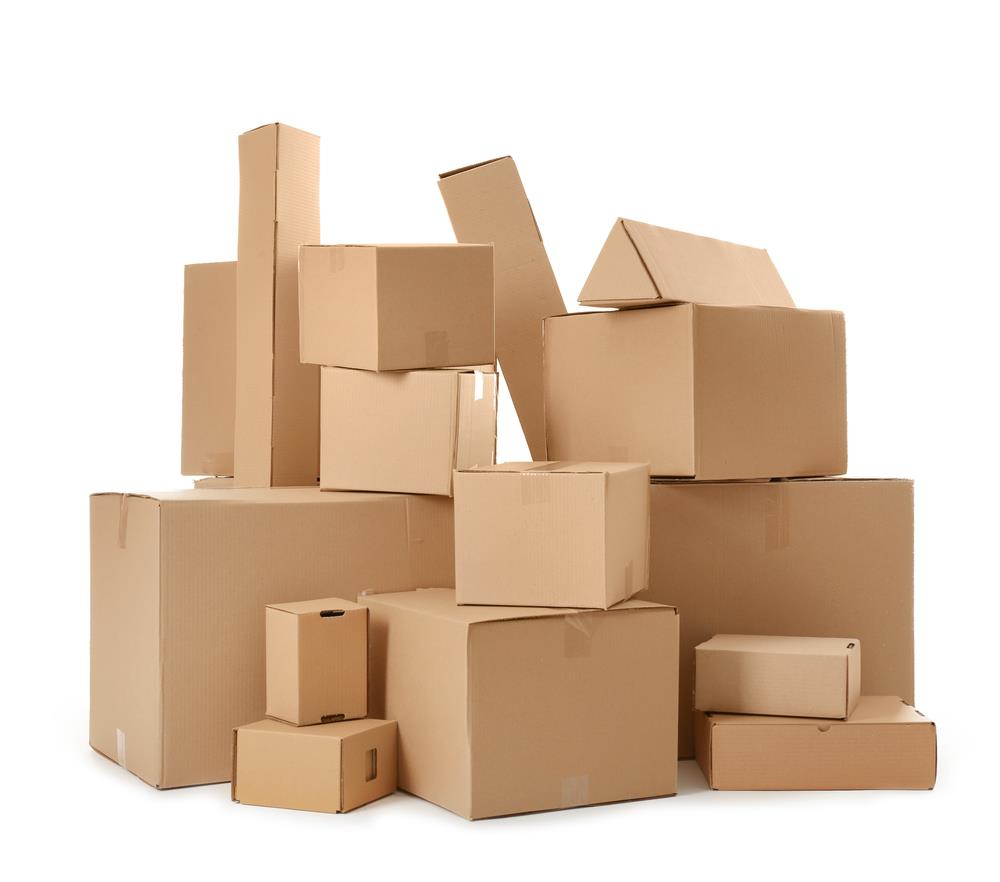 B LINE MOVERS Packing